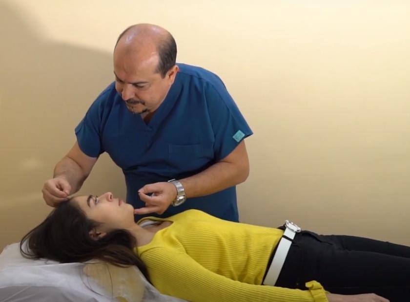 Dr. Sezai Fındıklar Akupunktur Tedavisi