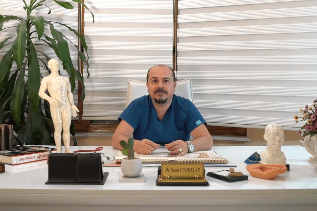 Dr. Sezai Fındıklar Akupunktur, Hacamat, Ozon, Glutatyon ve daha birçok tedaviyi başarılı şekilde uygulamaktadır.